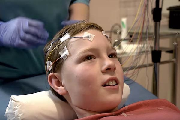 EEG for children