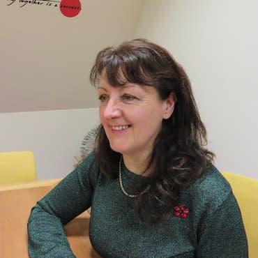 Shona Moyes, Project Manager